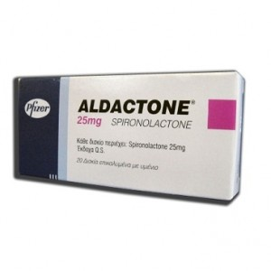 Aldactone 25 For Sale USA