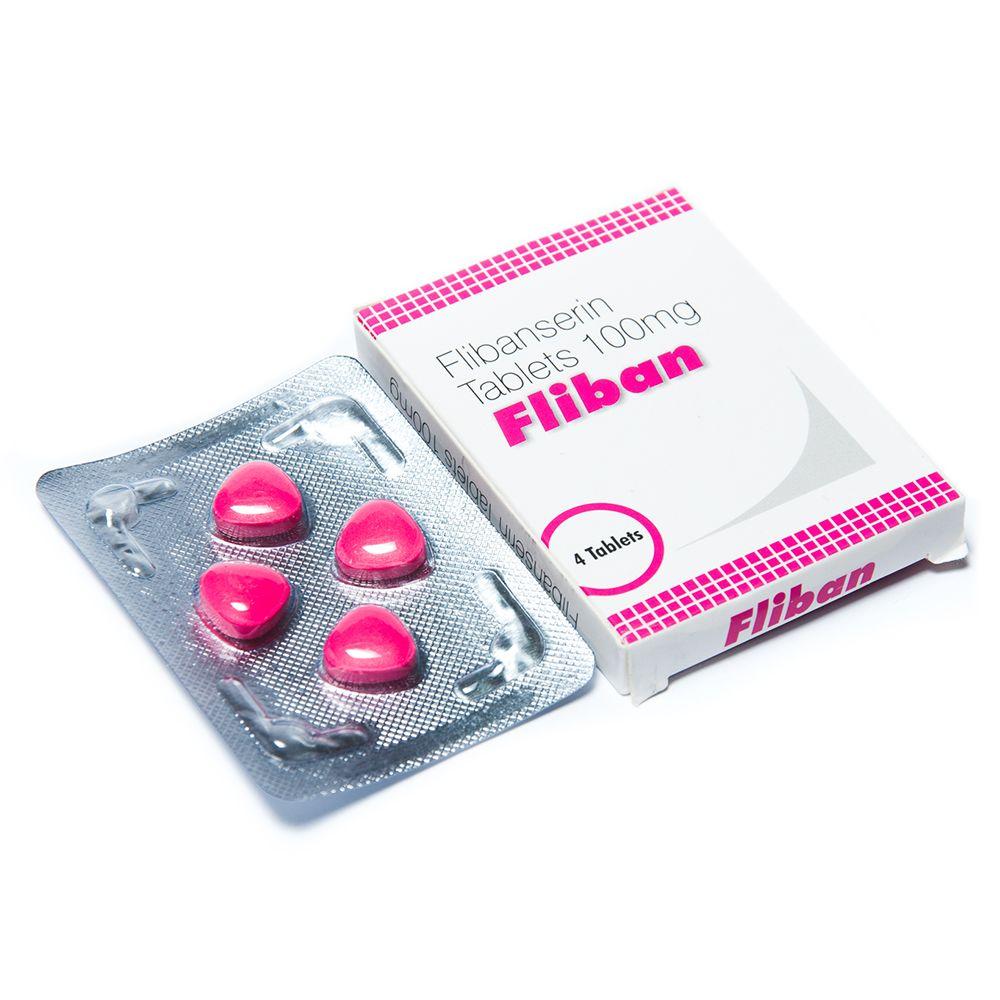 Fliban 100 (Generic Viagra for Women) For Sale USA